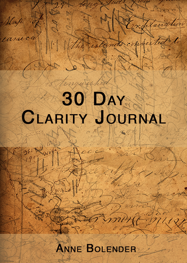 30 Day Clarity Journal