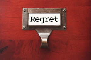 The Gift of Regret