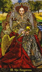 The Empress from Tarot Illuminati