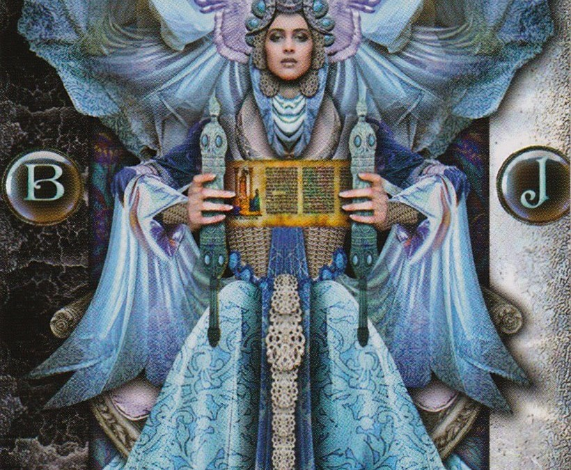 Tarot PinPointing For Amping Up Intuition