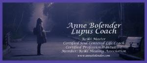 Anne Bolender, Lupus Coach