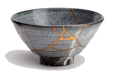 Kintsugi – Mending Cracks With Gold