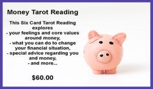 Money Tarot Reading