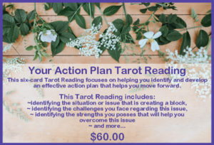 action plan tarot reading