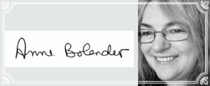 anne bolender signature and photo