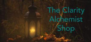 the clarity alchemist shop