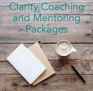 clarity coaching packages